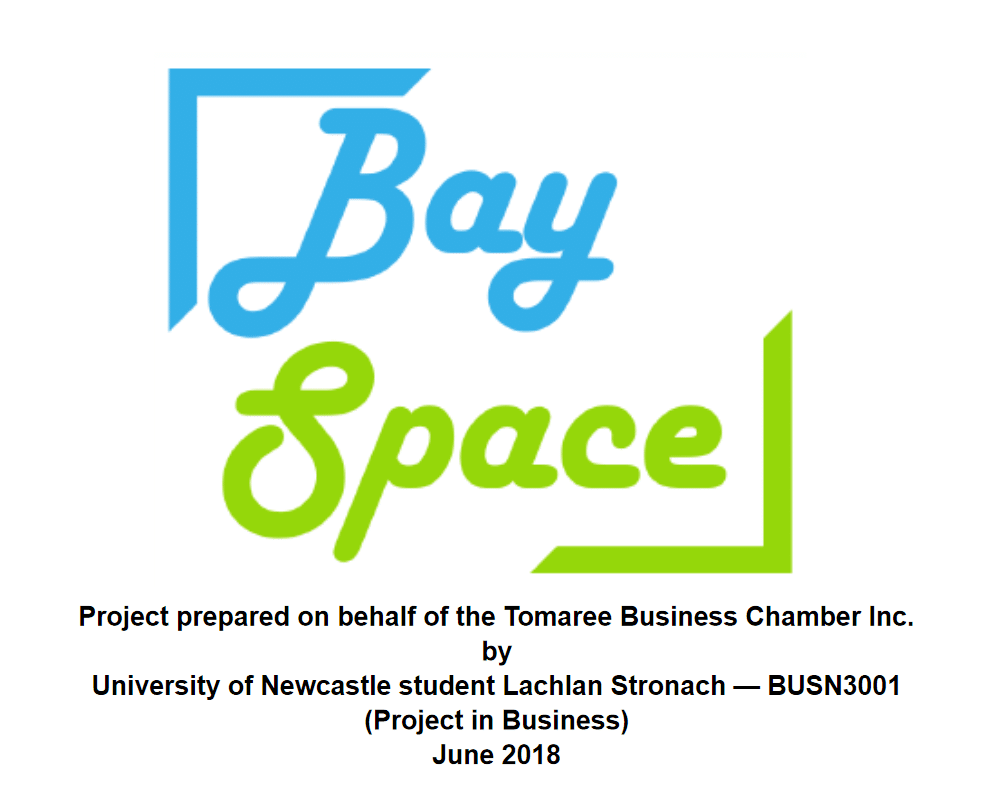 Bay Space Proposal for Tomaree Peninsula -