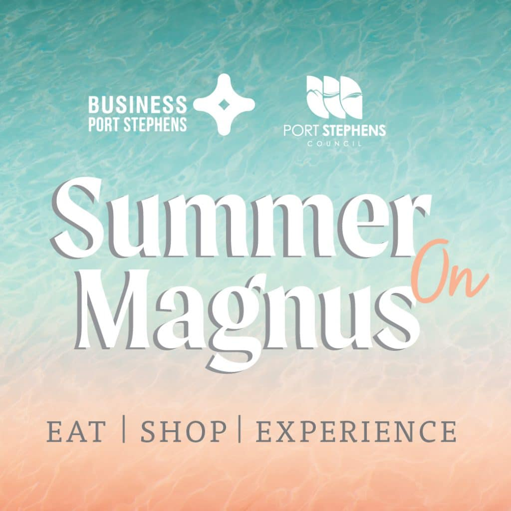 Summer on Magnus December - January 2020 -