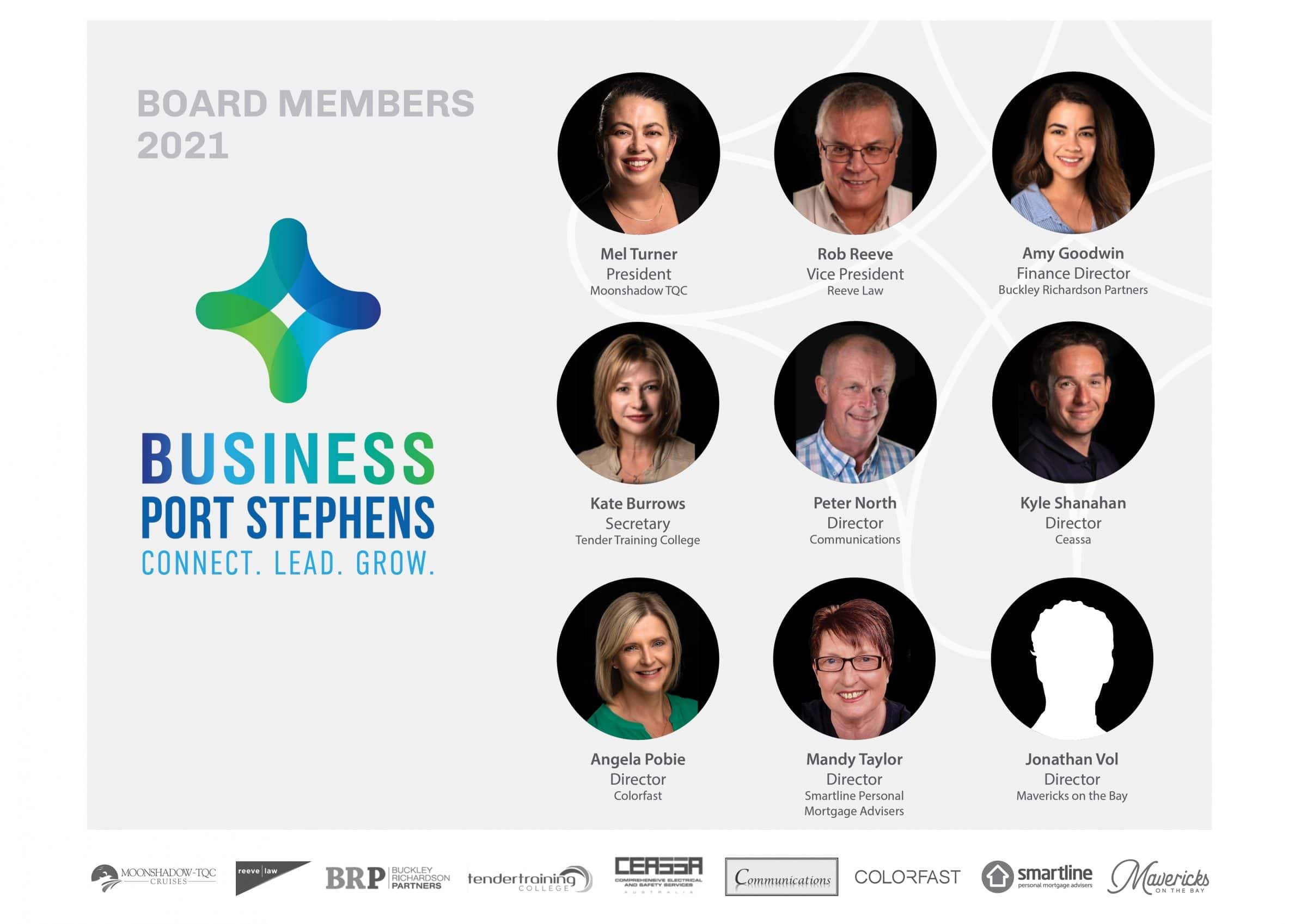 Our Board and Team - Business Port Stephens