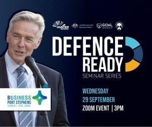 Defence Ready Seminar -